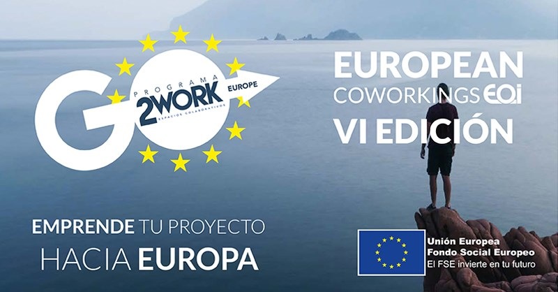Abre tu ventana a Europa: European Coworkings in Challenging Times